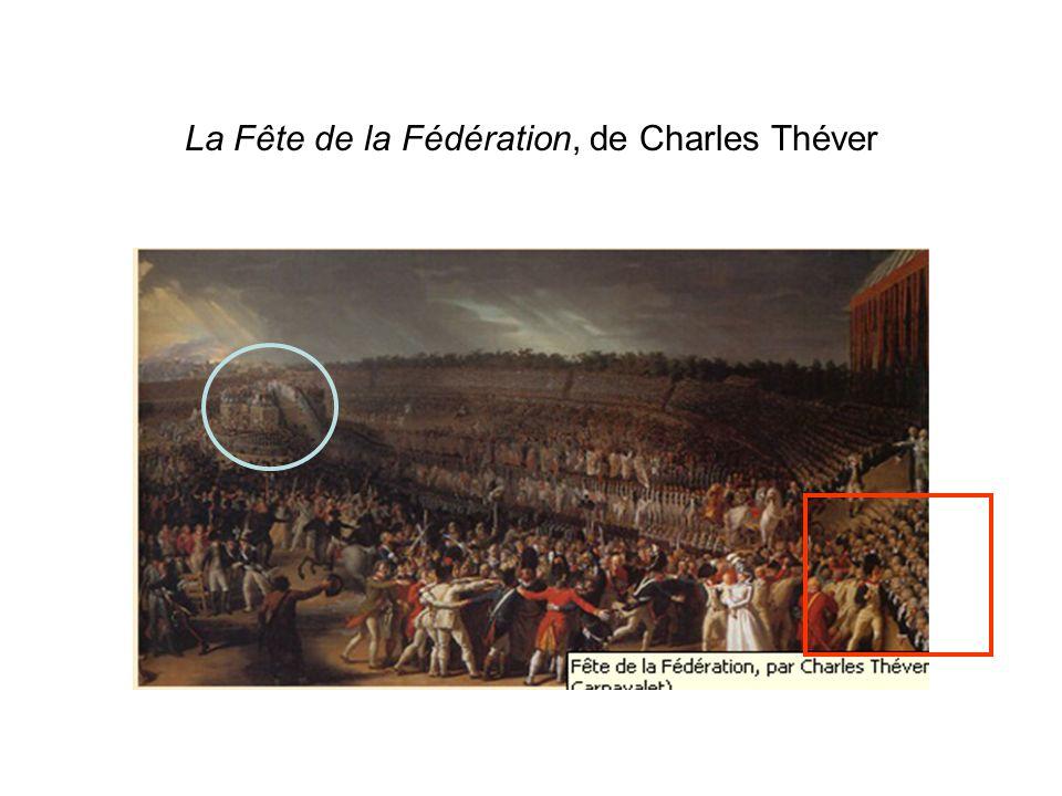 La Fête de la Fédération, de Charles Théver