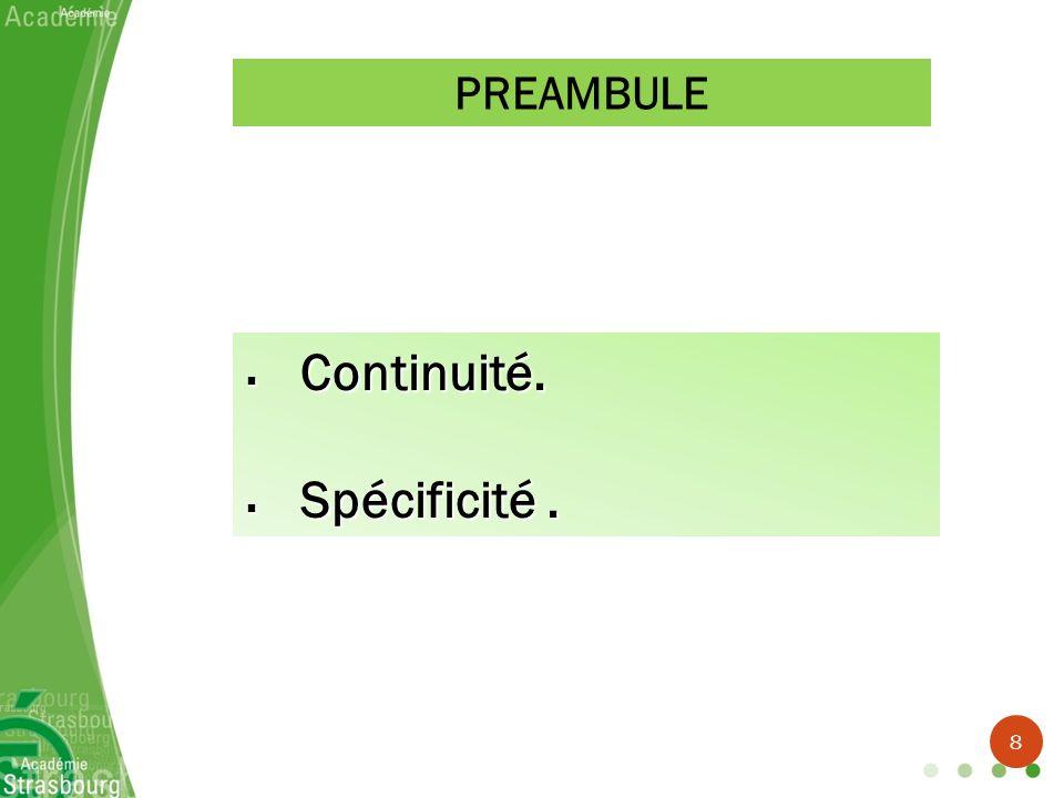Cadre disciplinaire commun Finalité. Finalité. Objectifs. Objectifs. Compétences. Compétences. 9