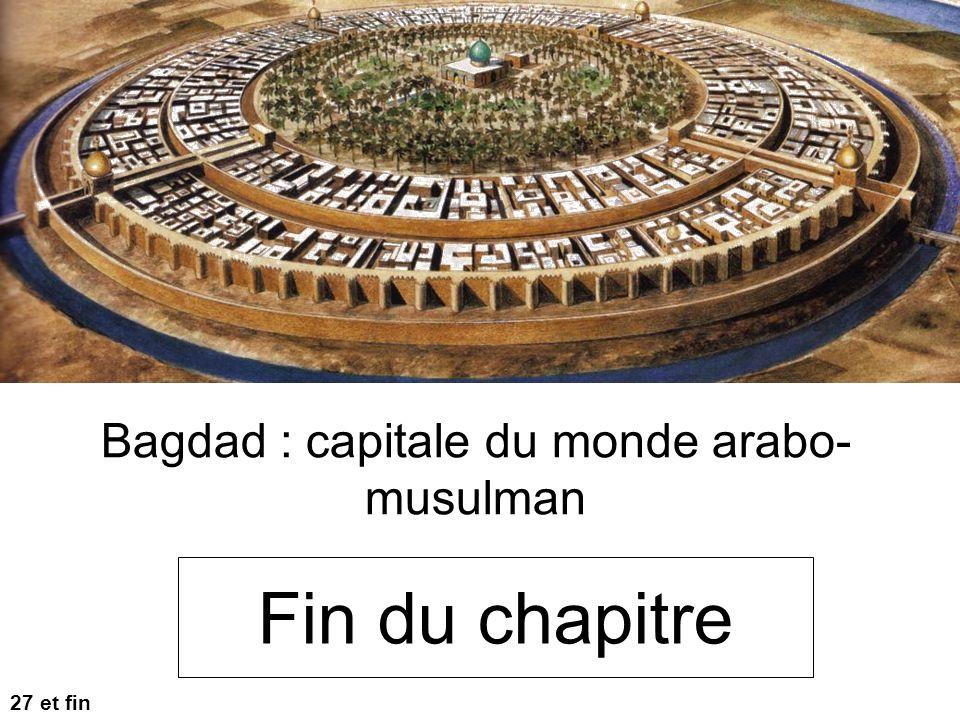 Les fonctions dune ville arabe Dans ce tableau classez les différents bâtiments et lieux de la ville selon leur fonction : Fonction politique ou milit