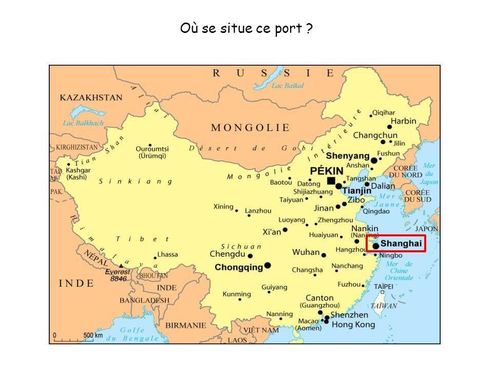 Où se situe ce port ?