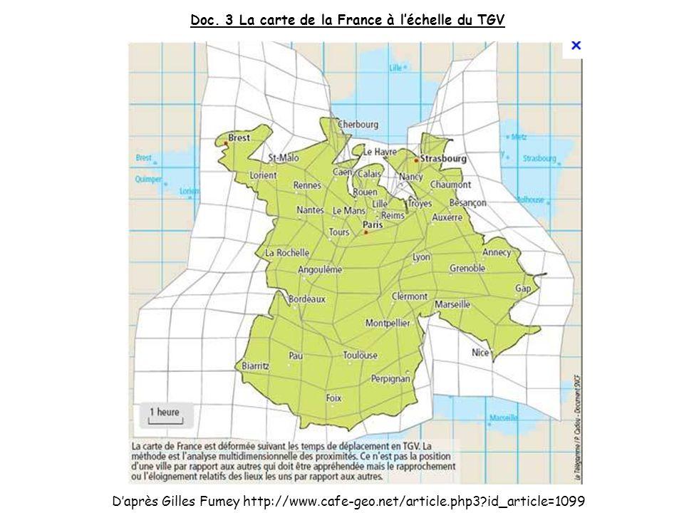 Doc.2 la LGV Est Le TGV EST EUROPEEN est dabord une nouvelle ligne de 300 kms.