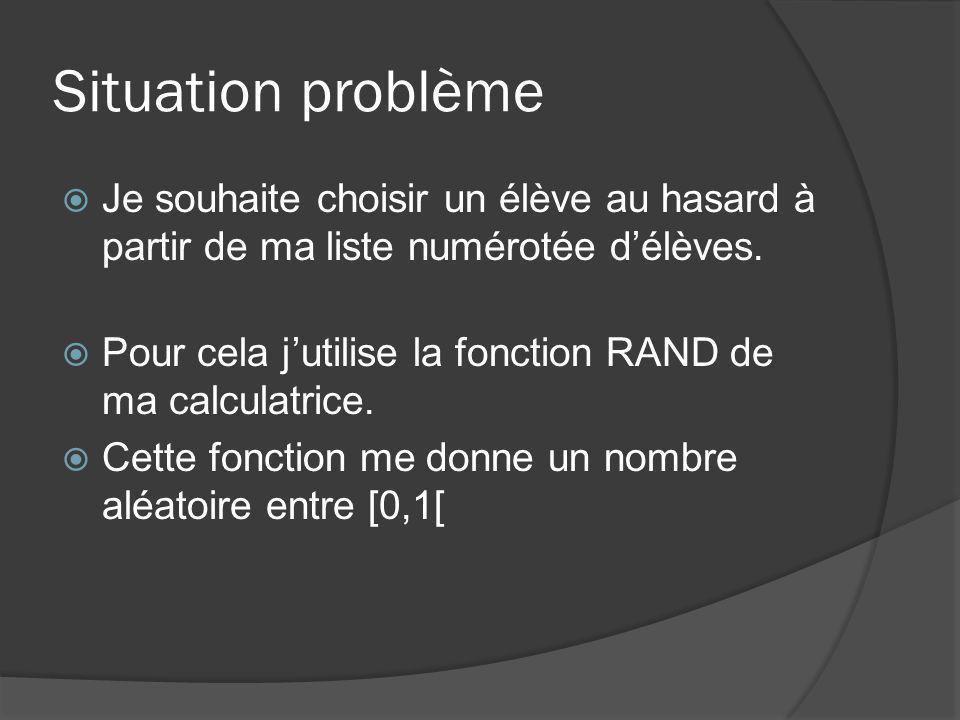 Situation 1 : Rand*12