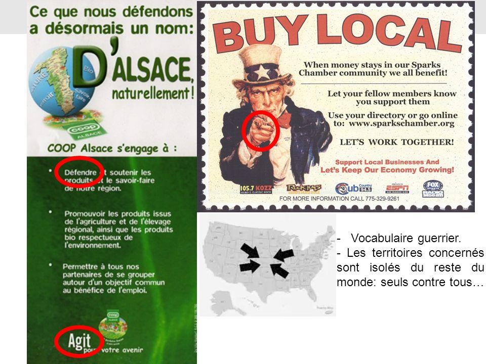I. Les locavores opposent le Développement Durable à la mondialisation alimentaire. Sphère économique: le producteur local gagne plus, le consommateur