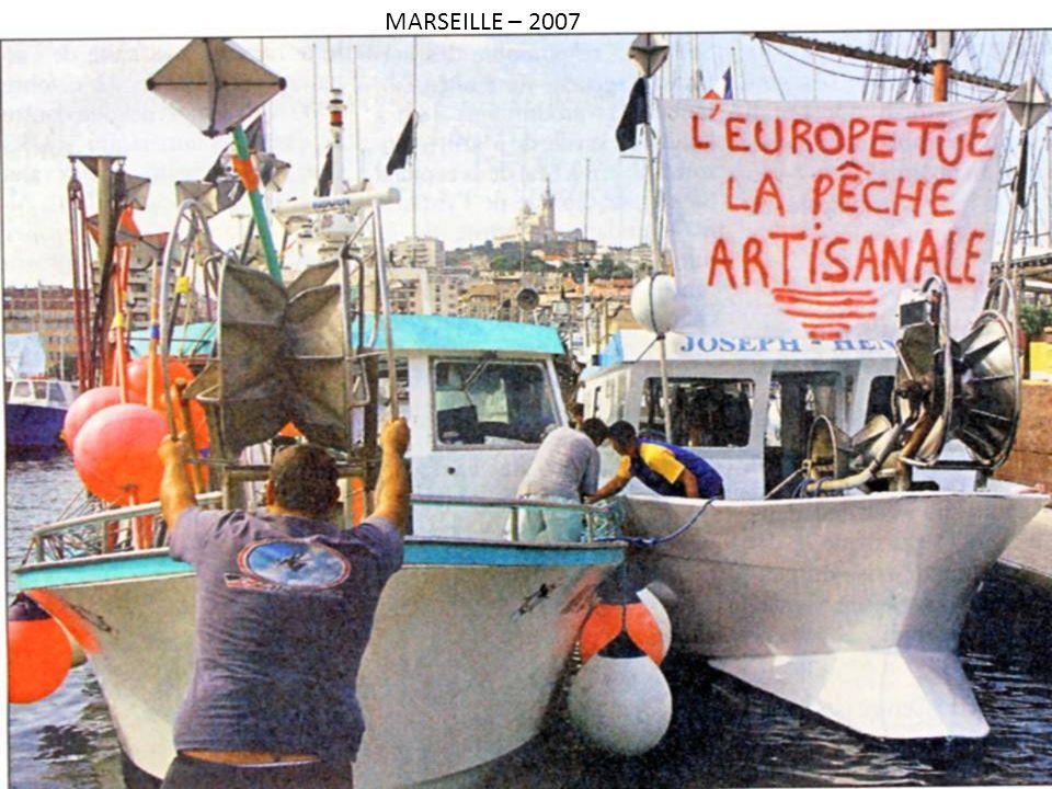 MARSEILLE – 2007