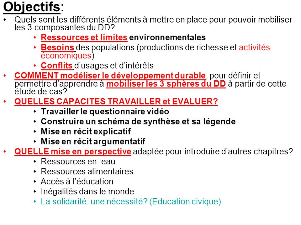 GEOGRAPHIE EDUCATION CIVIQUE