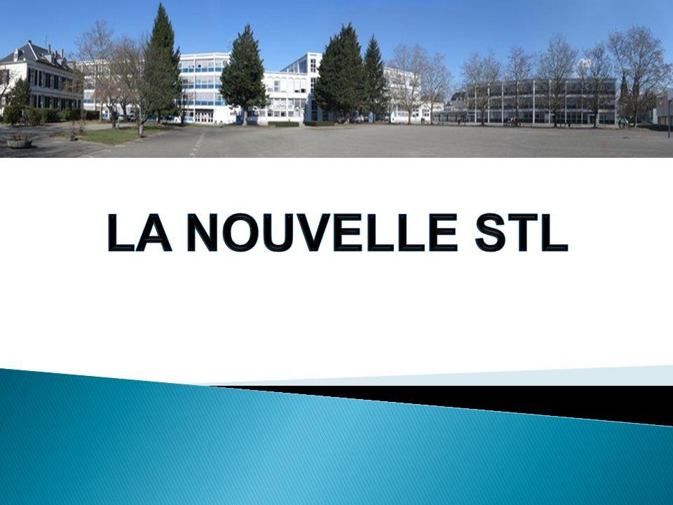 I.Filières STL avant et après la réforme II. Philosophie de la filière STL III.