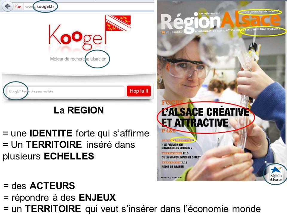 Doc 1 : Site Internet Alsace Biovalley Consignes élève : Relève les informations nécessaires pour compléter le schéma sur les atouts, les acteurs, les aménagements pour le développement économique Doc 2 : Carte du réseau Biovalley Doc 3 : Edito de Philippe Richert, journal Région Alsace, juillet-Août 2011.