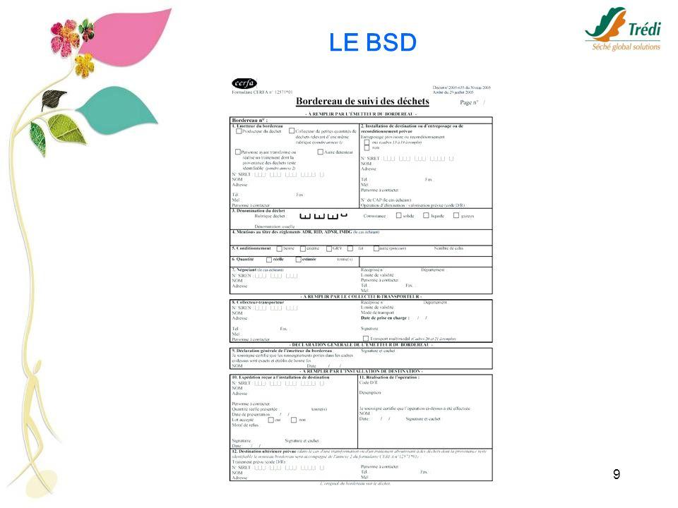 9 LE BSD