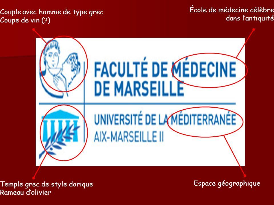 Marseille, cité grecque et plus vieille ville de France Ville qui revendique son héritage grec… même dans le domaine du football !!.
