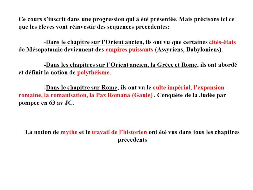 Bibliographie Ouvrages sur les sujets: ROUCHE Michel, Les origines du christianisme.