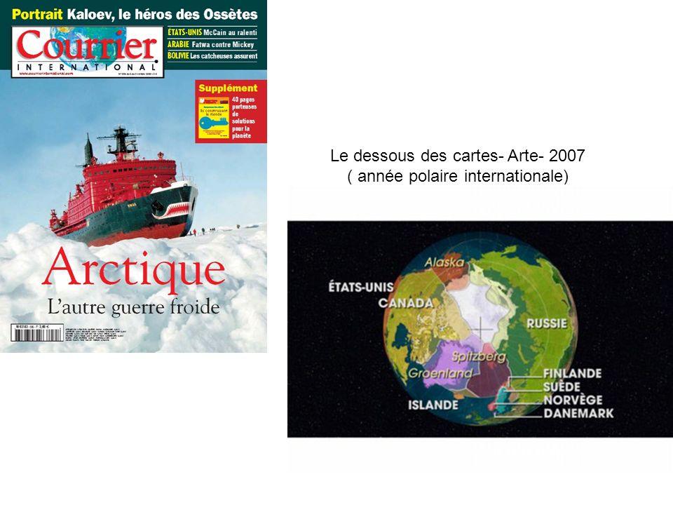 2.Que se passe-t-il dans lArctique actuellement .