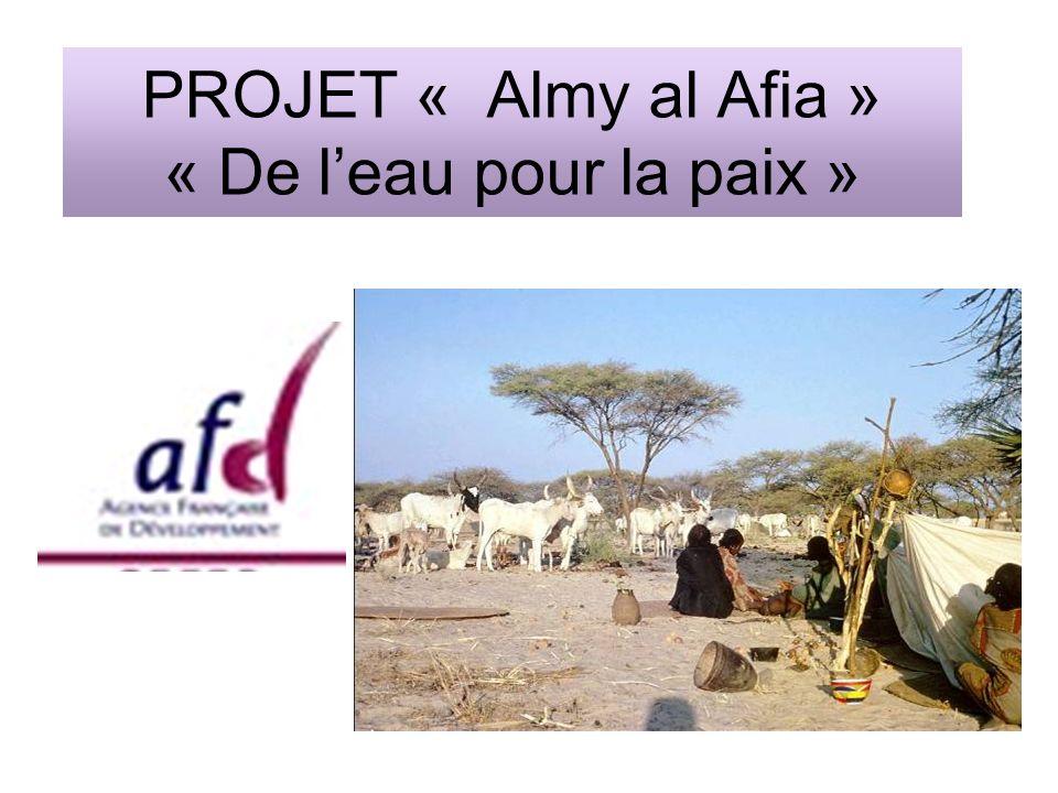 PROJET « Almy al Afia » « De leau pour la paix »