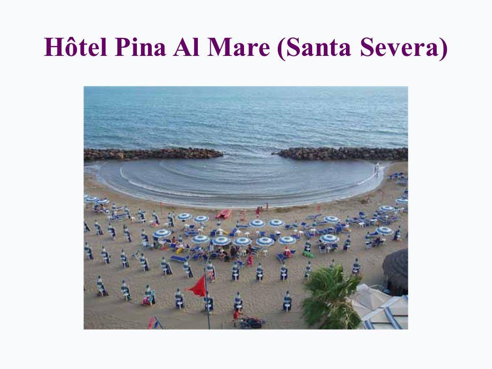Hôtel Pina Al Mare (Santa Severa)