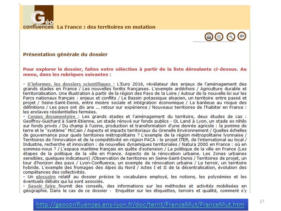 http://geoconfluences.ens-lyon.fr/doc/territ/FranceMut/FranceMut.htm 27