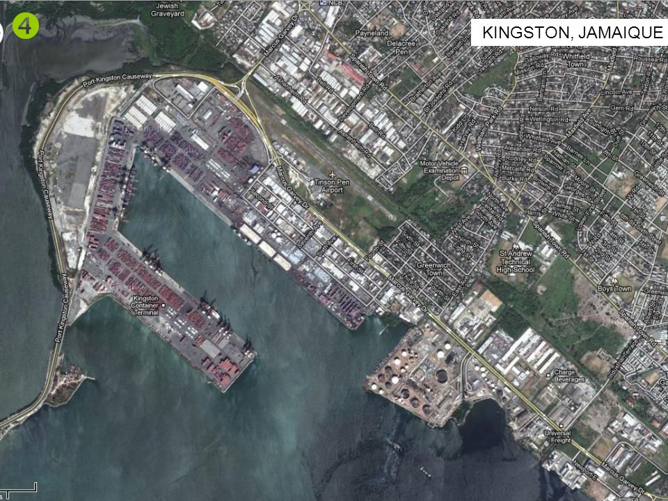 Capitale de la Jamaïque ? KINGSTON, JAMAIQUE