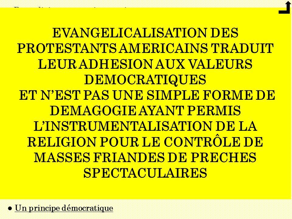 Les Pères pèlerins sont dabord des Européens, imprégnés des valeurs du XVIIe. Hérétiques en Europe, ils sont cependant acquis à lidée de coopération E