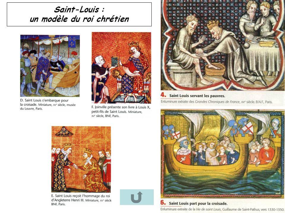 Saint-Louis : un modèle du roi chrétien