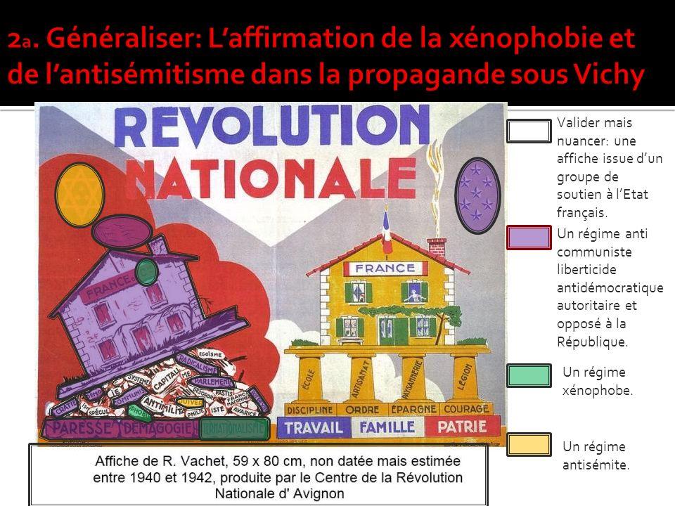 Un régime anti communiste liberticide antidémocratique autoritaire et opposé à la République.