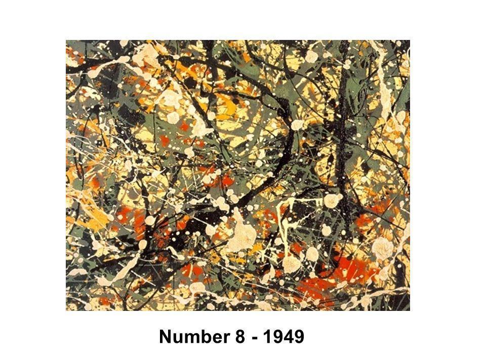 Number 8 - 1949