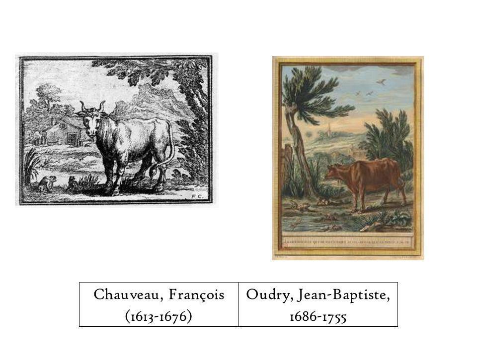 Chauveau, François (1613-1676) Oudry, Jean-Baptiste, 1686-1755