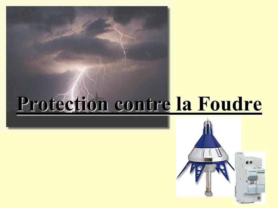 Protection contre la Foudre