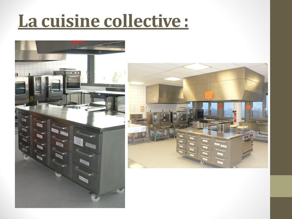 La cuisine collective :