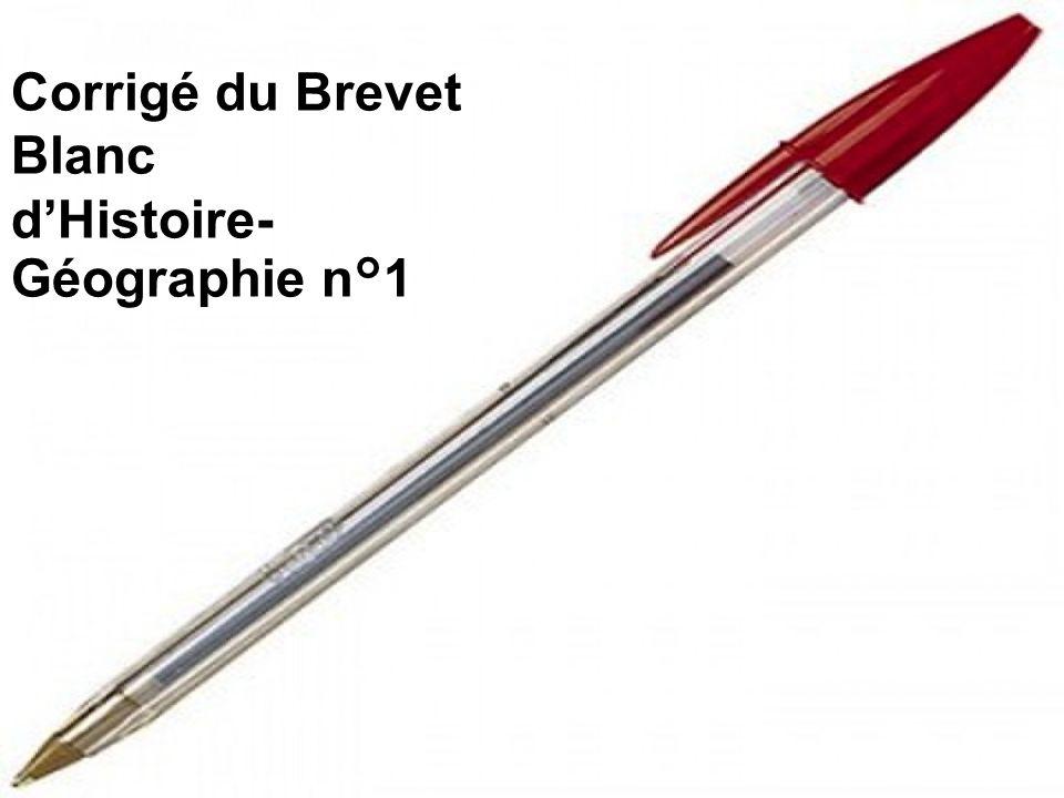 Question 3 (1 pt) La liberté, légalité et la fraternité sont les trois valeurs qui incarnent la République française.