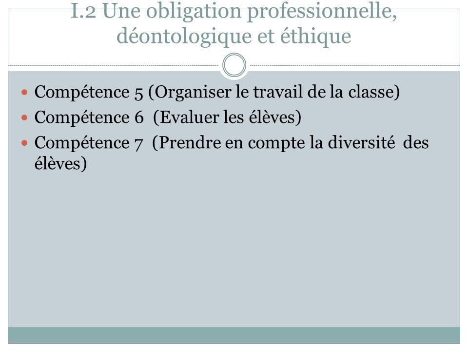 I.3 Une obligation intellectuelle : les 7 postulats de BURNS, Il ny a pas 2 apprenants : -1.