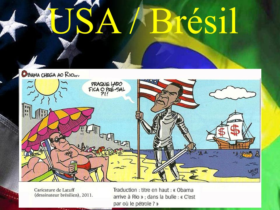 USA / Brésil