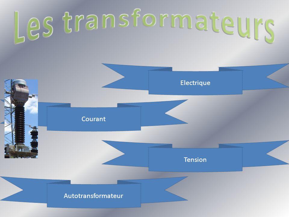 Electrique Tension Courant Autotransformateur