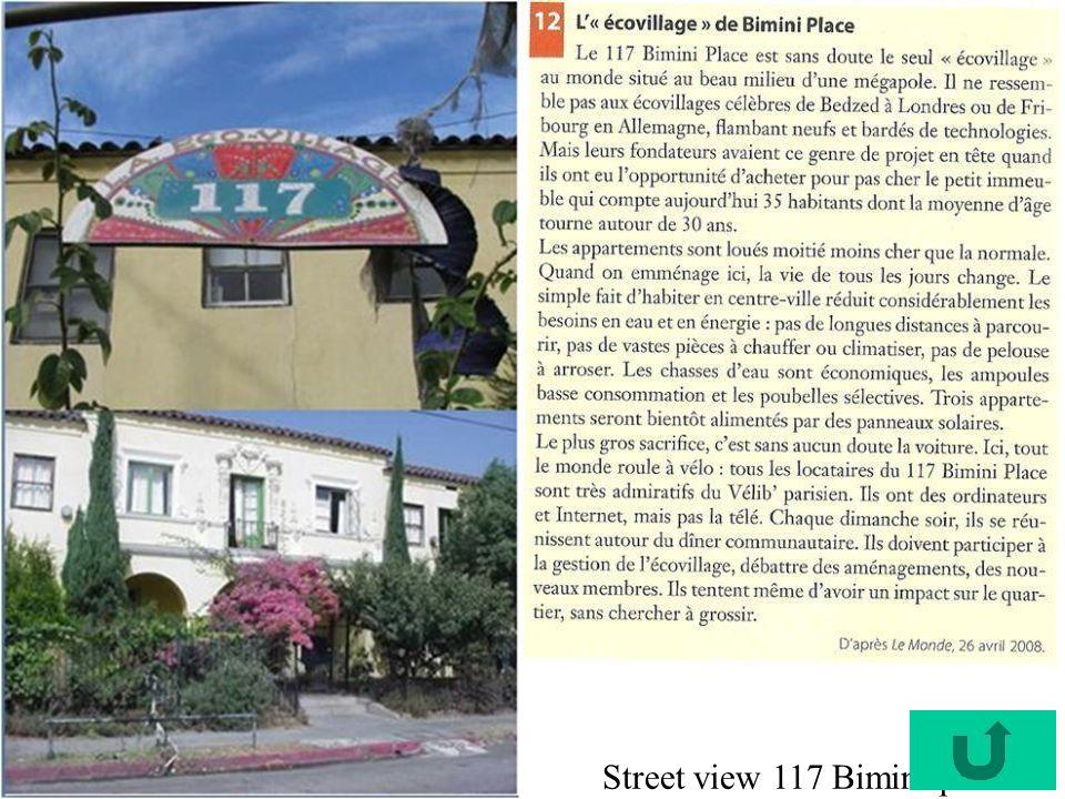 Street view 117 Bimini place