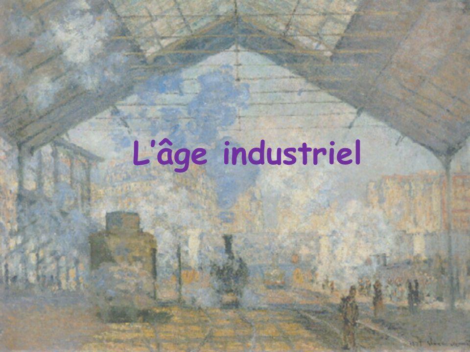 Lâge industriel