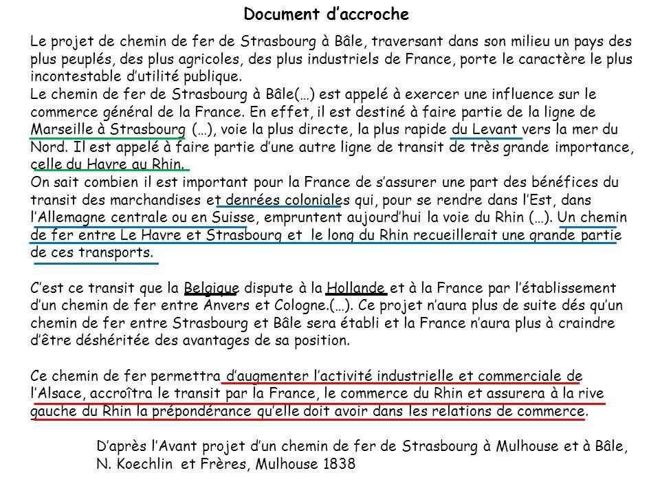 En 1855, un professeur décole parisien est nommé à Mulhouse.
