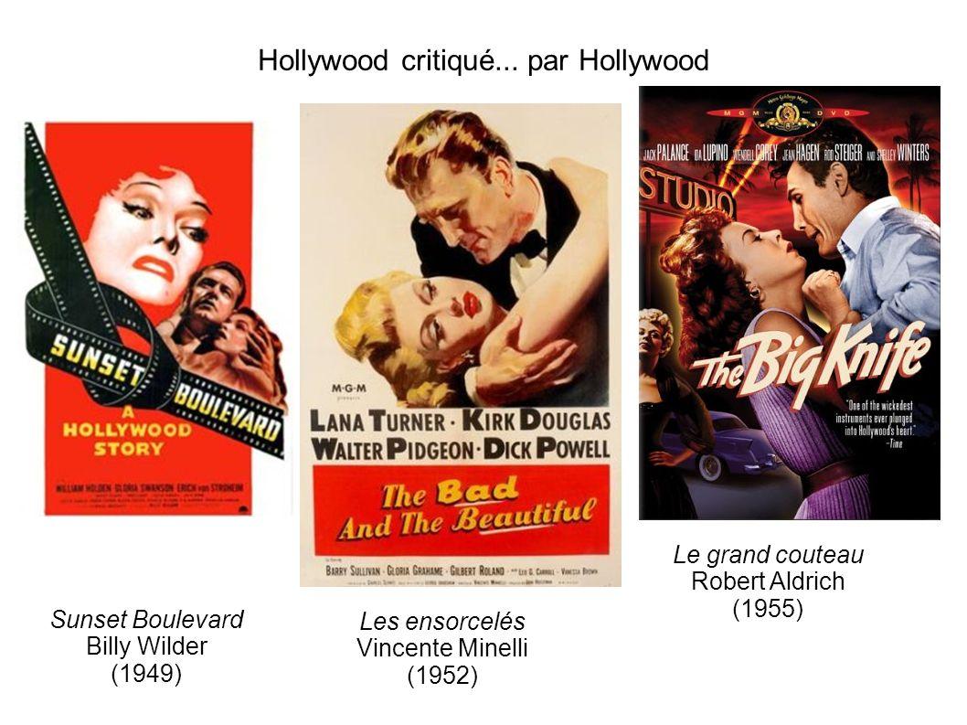 Hollywood critiqué...