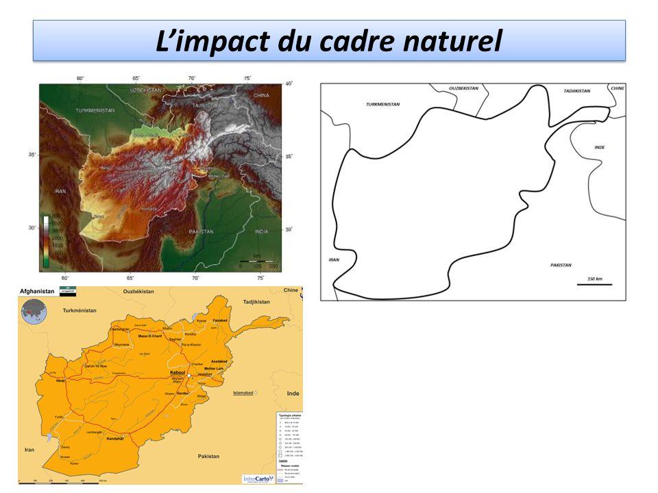 Limpact du cadre naturel