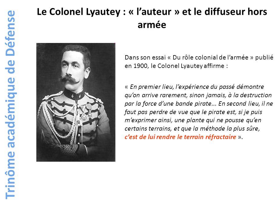 2 - La doctrine française durant la décolonisation : sadapter pour gagner la guerre.