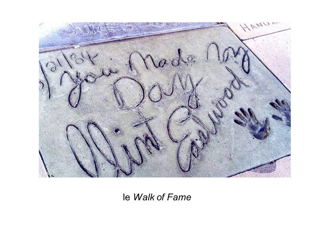 le Walk of Fame