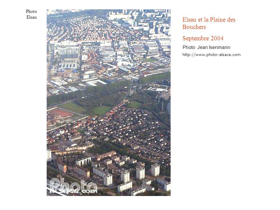 Elsau et la Plaine des Bouchers Septembre 2004 Photo Jean Isenmann http://www.photo-alsace.com Photo Elsau
