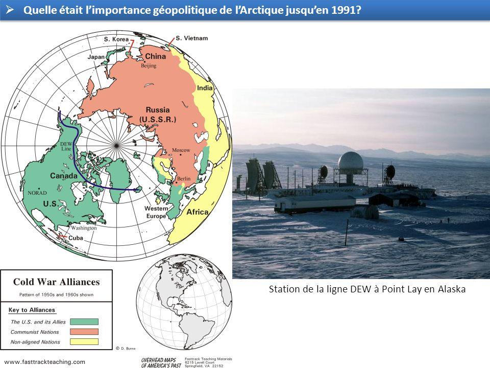 2. Que se passe-t-il dans lArctique ? Quelles dynamiques géopolitiques et (géo)climatiques ?