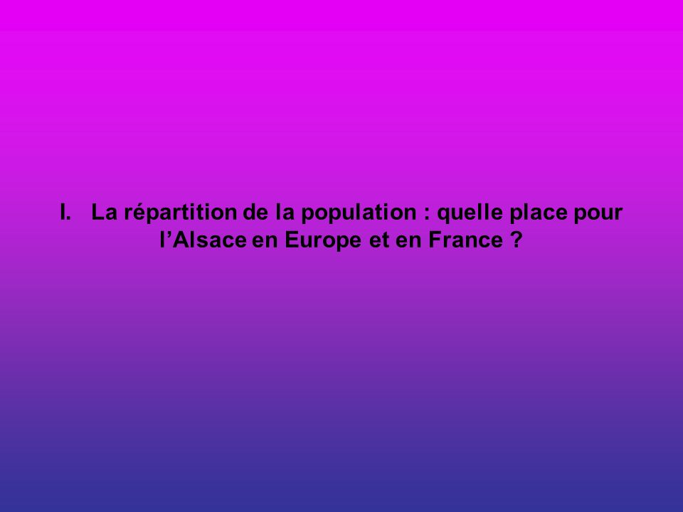 Questions - travail A.