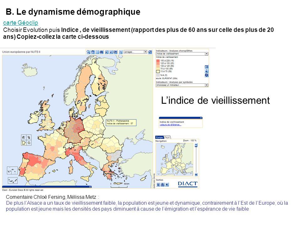 LAlsace est-elle une région dynamique sur le plan démographique .