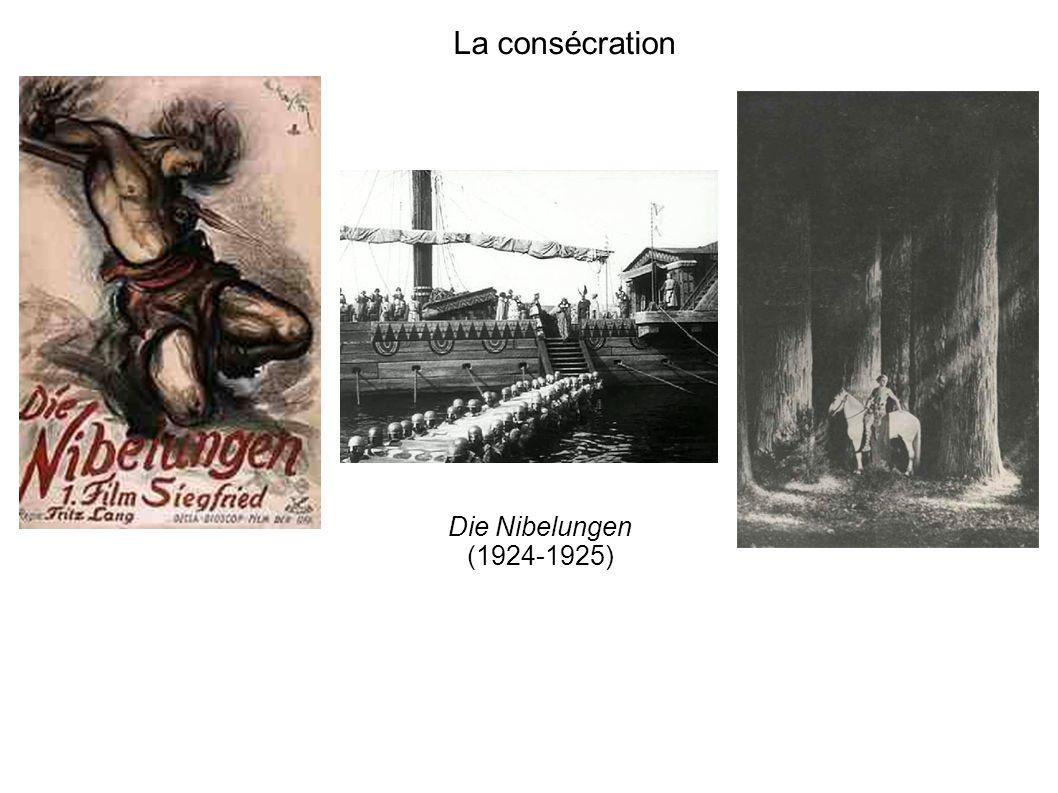 La consécration Die Nibelungen (1924-1925)