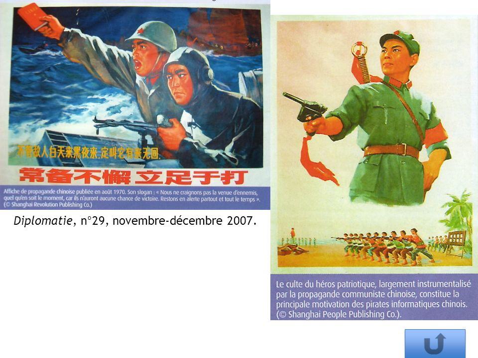 Diplomatie, n°29, novembre-décembre 2007.