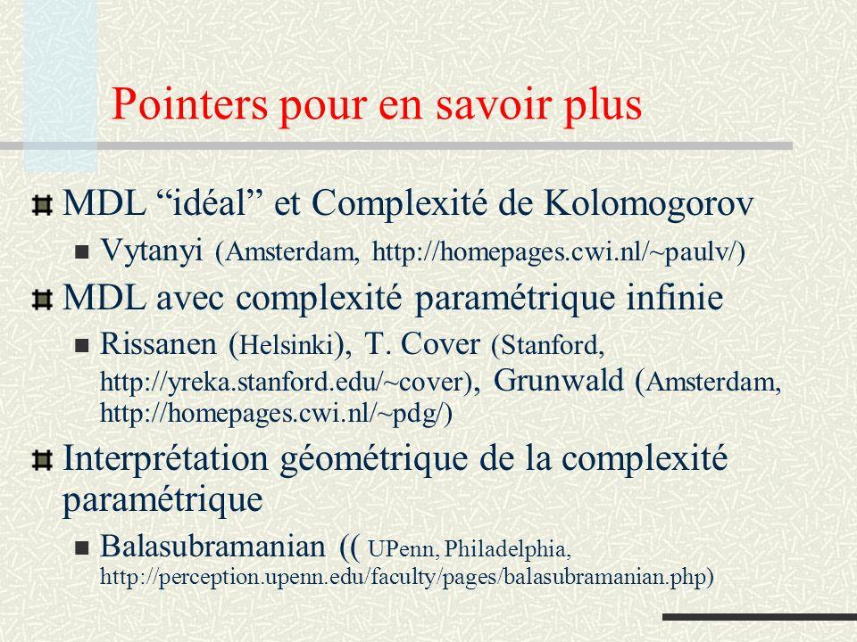 Code unniversel pour les entiers Pour coder un entier k {1,..,M} on a besoin de n= log k bits : k c n (k) {0,1} n Pour coder un entier k {1,…} .