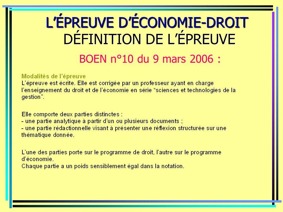 Dissertation En Economie Droit