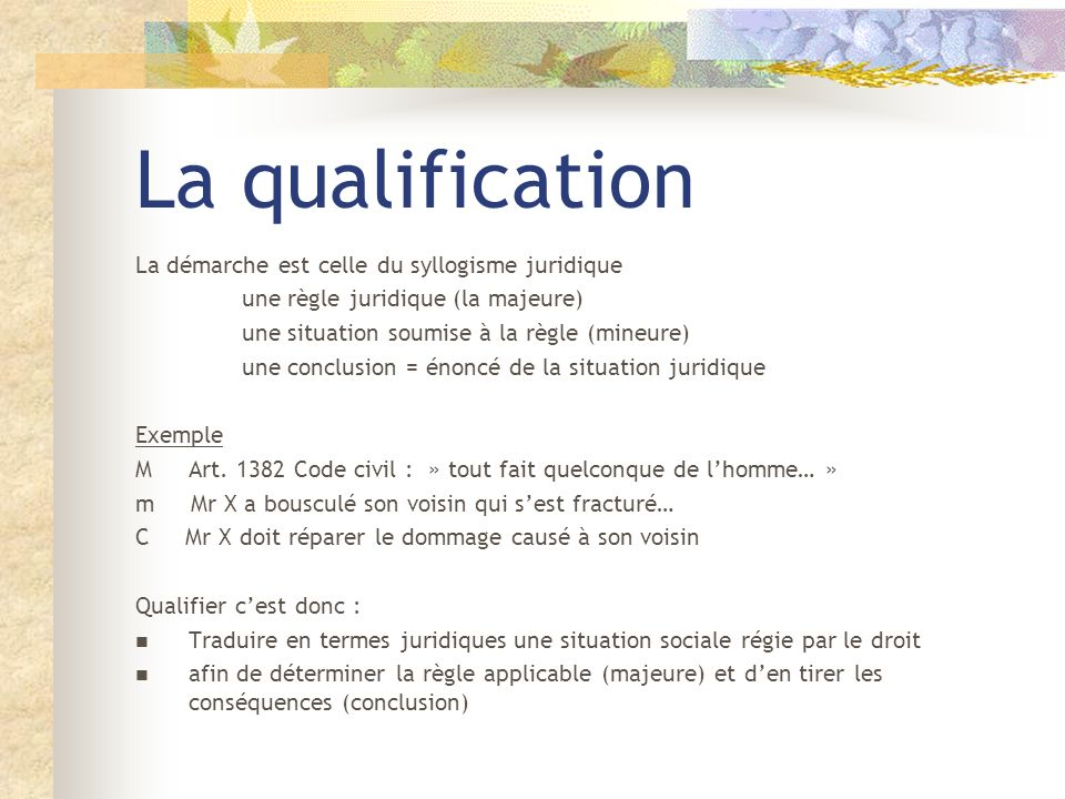 Dissertation Droit Administratif Methode