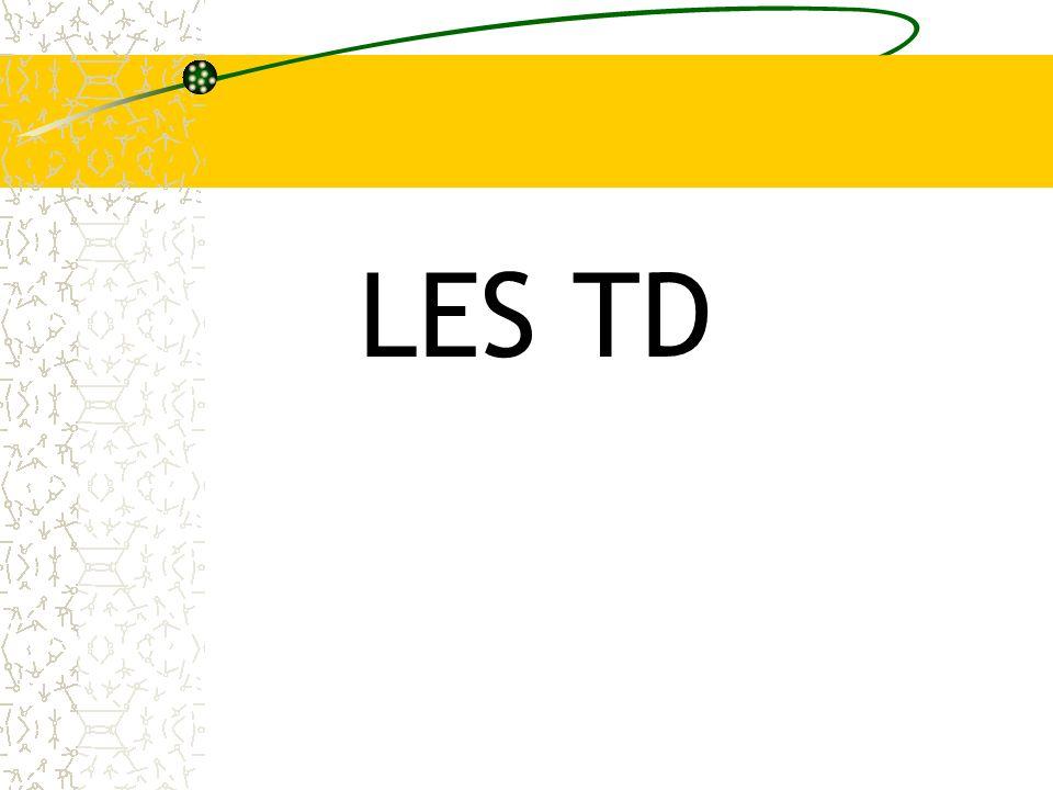 LES TD