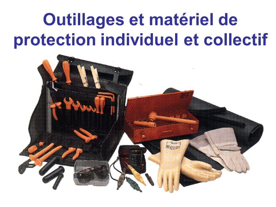 Équipements de protection individuel Gants isolants Gants conformes à la norme NF C 18-415 Ceux utilisables en BTA sont repérés par le chiffre I (de 40 mm de hauteur) inscrit au dessus de la bande de couleur orange au bord de la manchette.