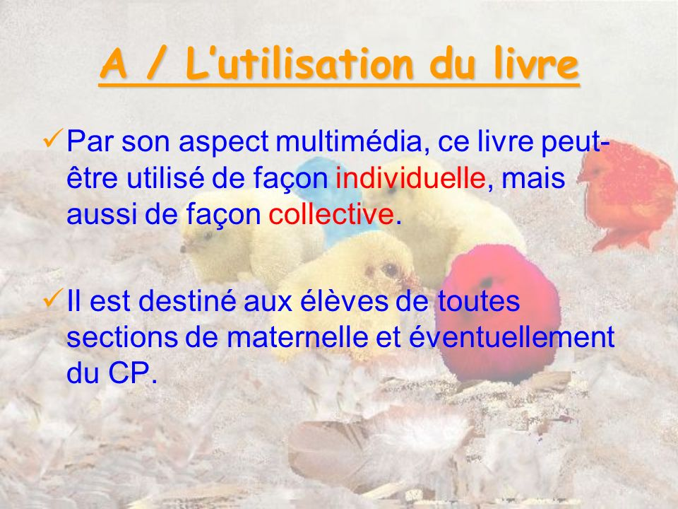 III / Quelques remarques sur les situations