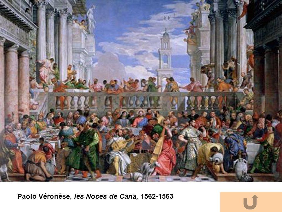 Paolo Véronèse, les Noces de Cana, 1562-1563